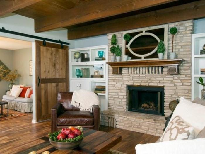 habiller-une-cheminee-ancienne-interieur-de-style-classique
