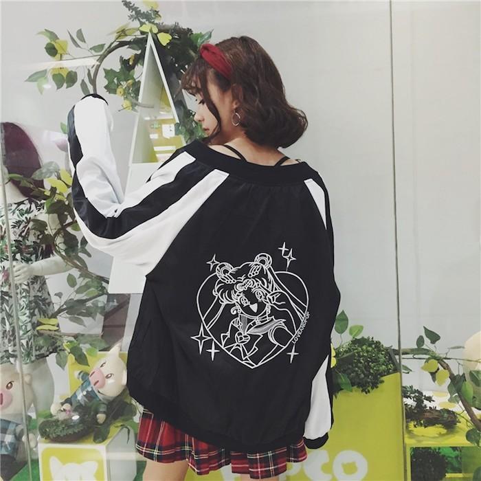 homme-veste-teddy-femme-blouson-us-japon-noir-blanc-motif-japonais