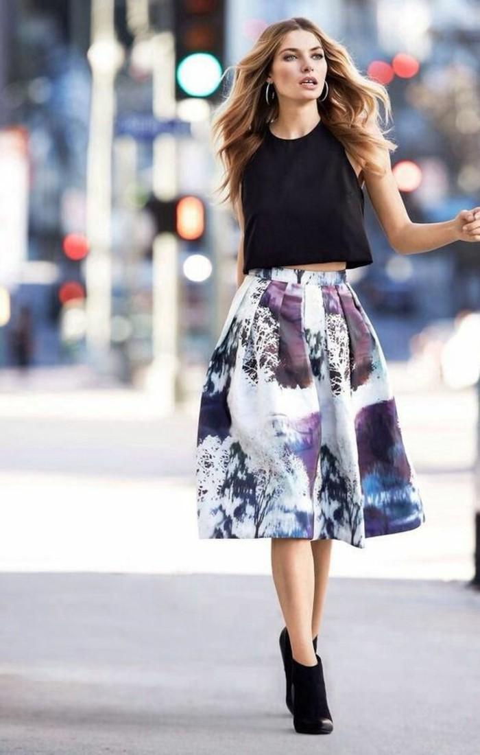 idée-comment-bien-s-habiller-femme-s-habiller-chic-femme-belle