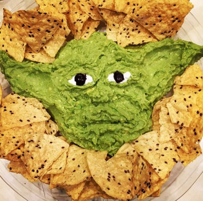 idée-pour-un-buffet-anniversaire-star-wars