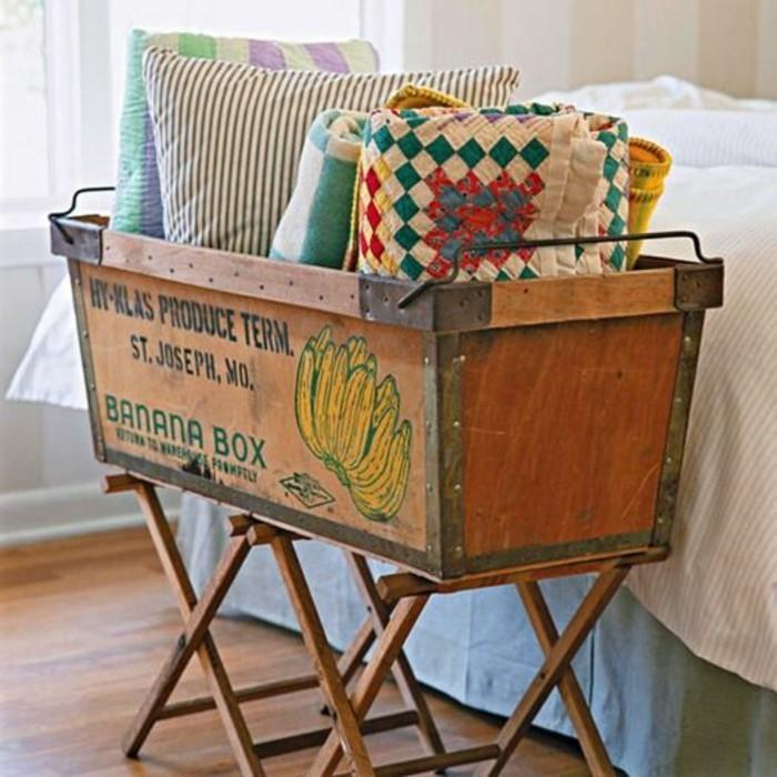 idée-récup-déco-vintage-meuble-brocant-chambre-à-coucher