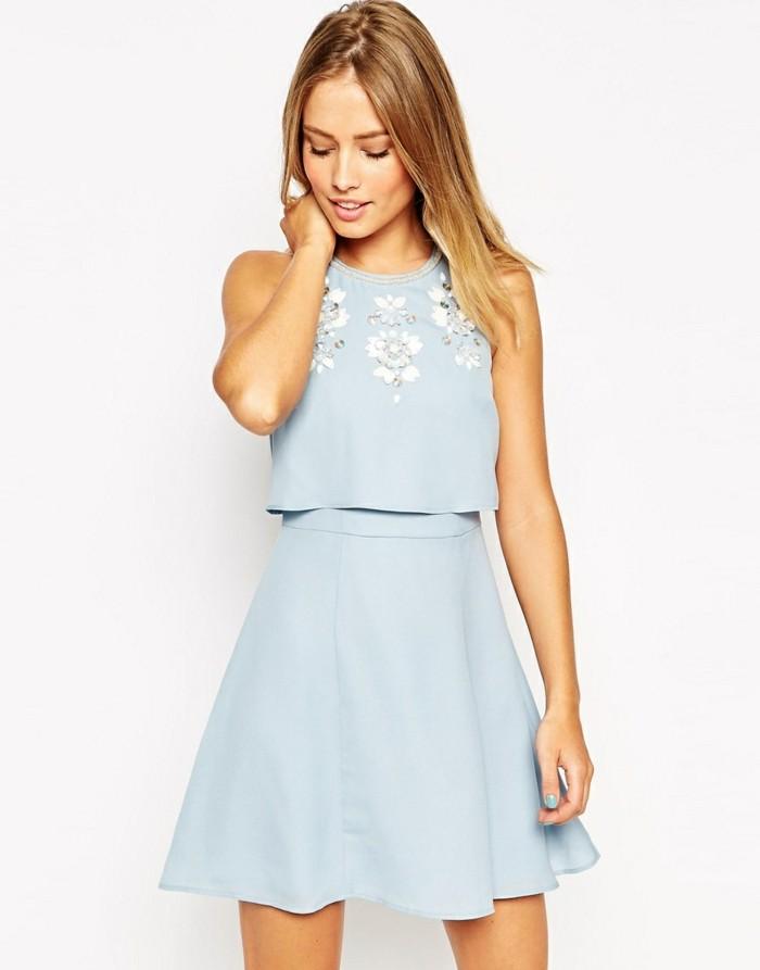 1001 id es pour la robe pastel pour mariage trouvez les for Longues robes de veste pour les mariages