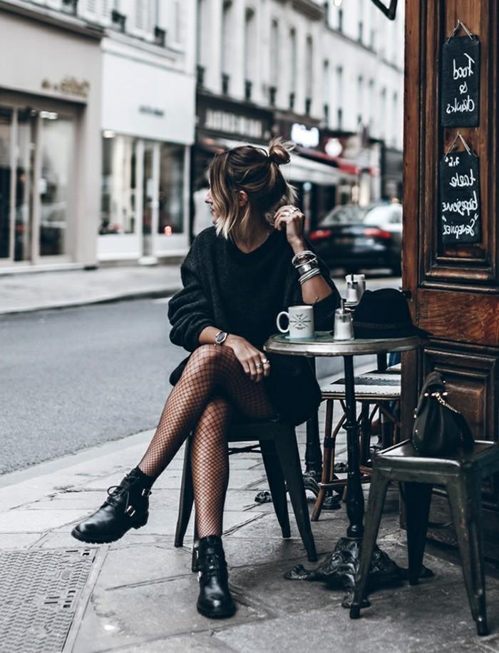 idées-mode-tenue-d-hiver-jolie-idée-hiver-actuel-belle-tenue-cold