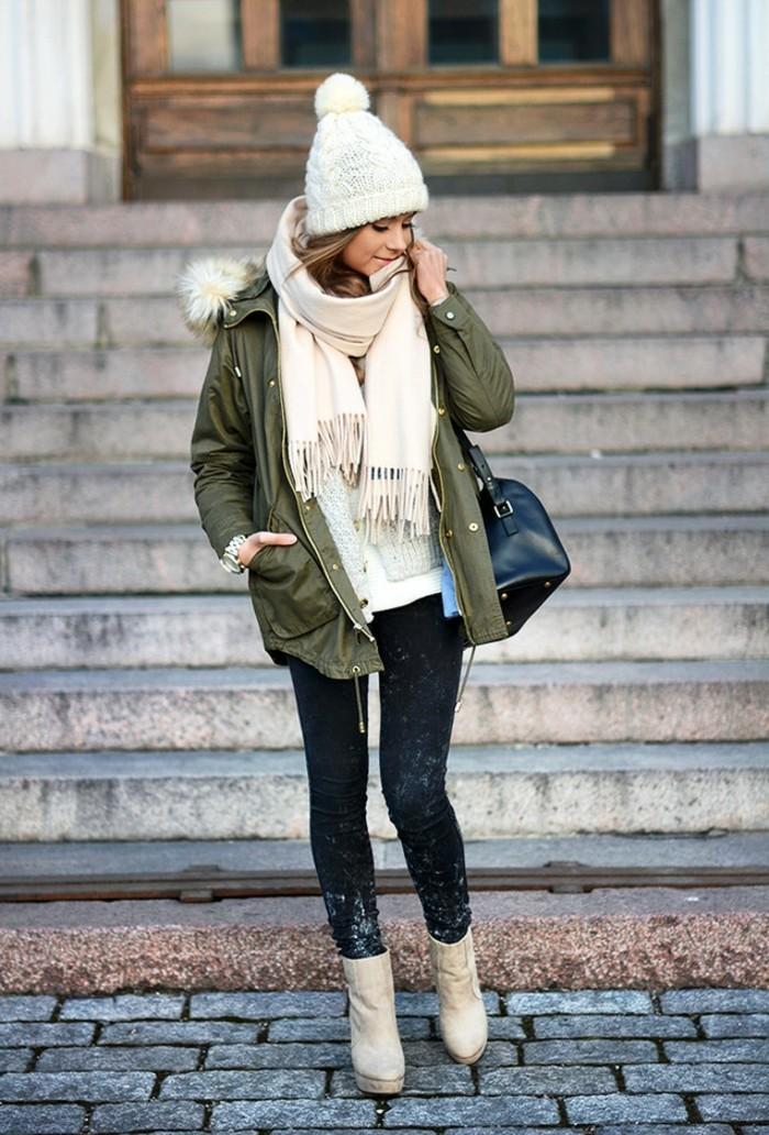 idées-mode-tenue-d-hiver-jolie-idée-hiver-actuel-cool-idee-comment-shabiller