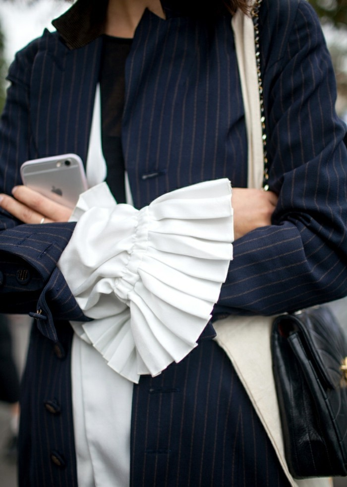 idées-mode-tenue-d-hiver-jolie-idée-hiver-actuel-robe-hiver-manches-longues-gothiques
