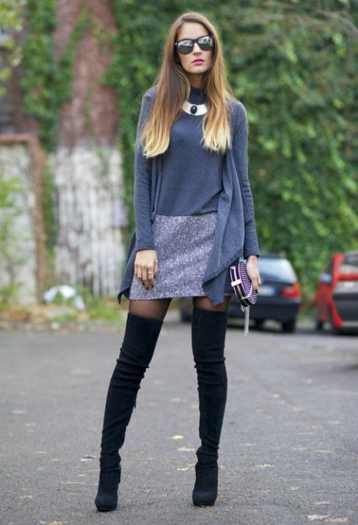 tenue hiver femme 2017