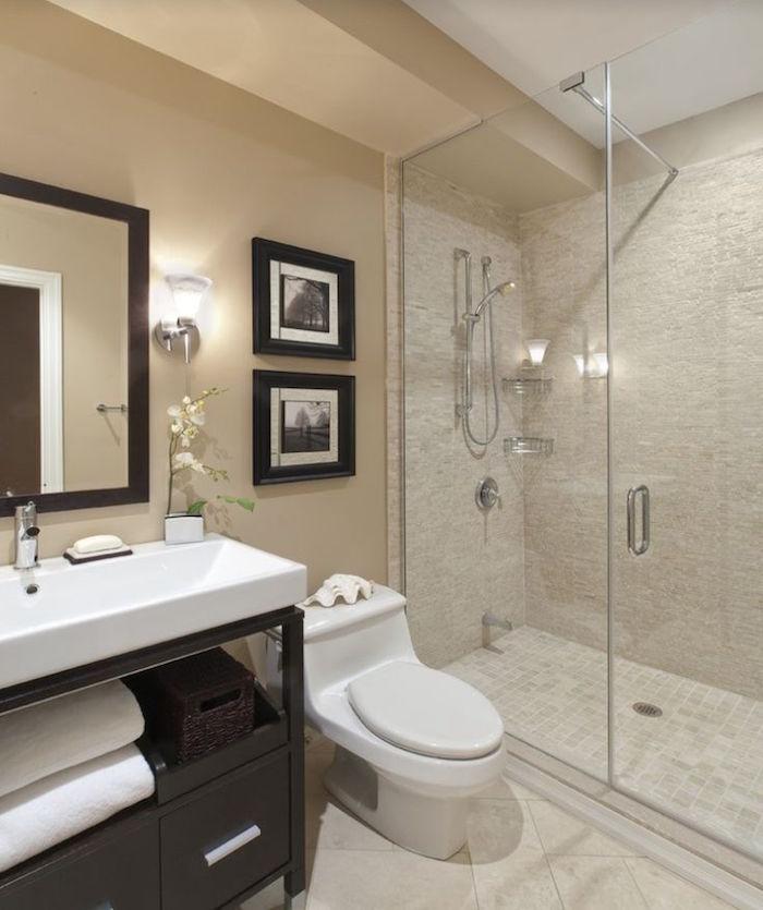 idée aménagement petite salle de bain comment aménager agencement deco petit meuble