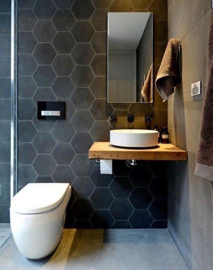 Amenagement salle de bain petit espace excellent petite - Solution salle de bain petit espace ...