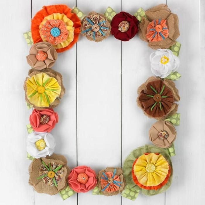 1001 id es comment faire des fleurs en tissu impressionnantes - Comment faire des fleurs ...