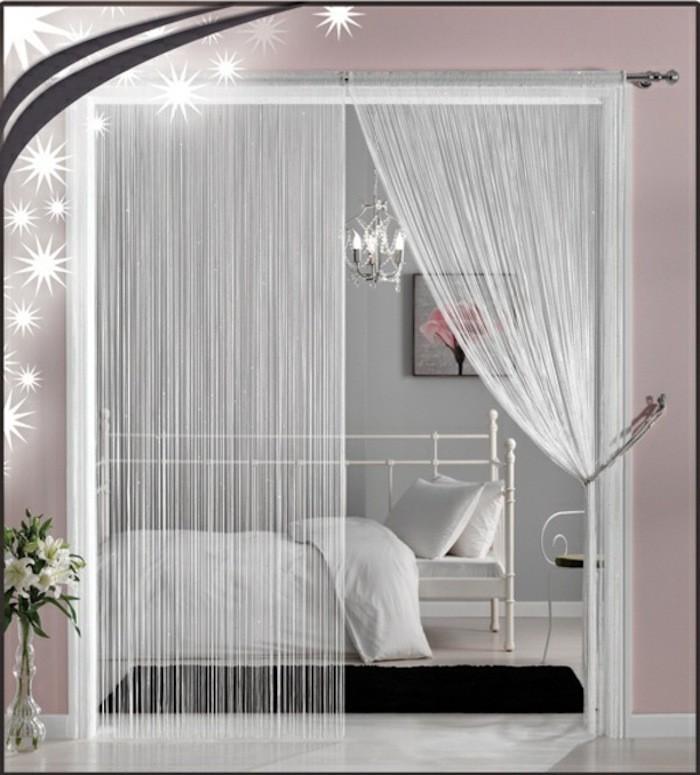 idee-rideau-seprateur-piece-rideaux-blanc-separer-chambre-romantique-separation-pieces