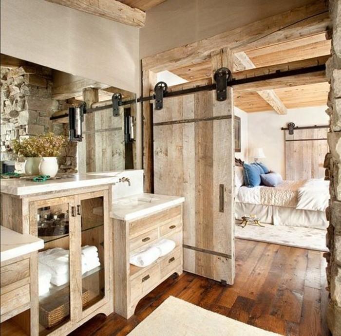 intérieur-en-bois-système-porte-coulissante-meuble-de-grange