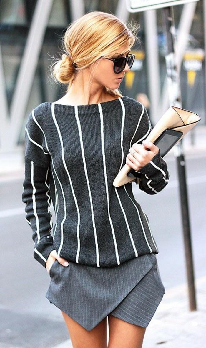 jolie-tenue-comment-bien-s-habiller-femme-ou-fille-classe-chic-jupe-mini-mignonne