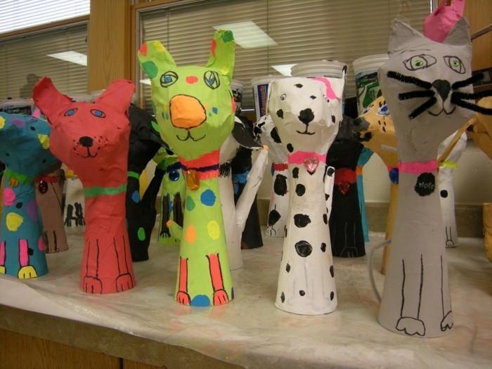jouets-en-papier-maché-multicolores-idee-comment-faire-du-papier-maché-activité-créative-enfant-resized
