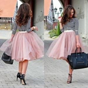 Comment porter la jupe tutu