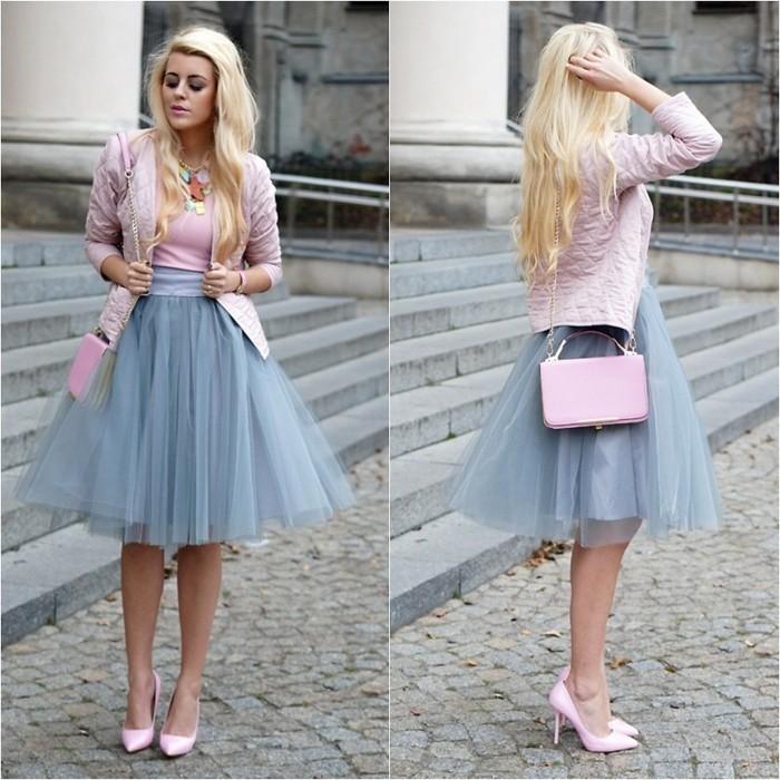 jupe-tulle-veste-rose-et-escarpins-roses-tenue-de-princesse