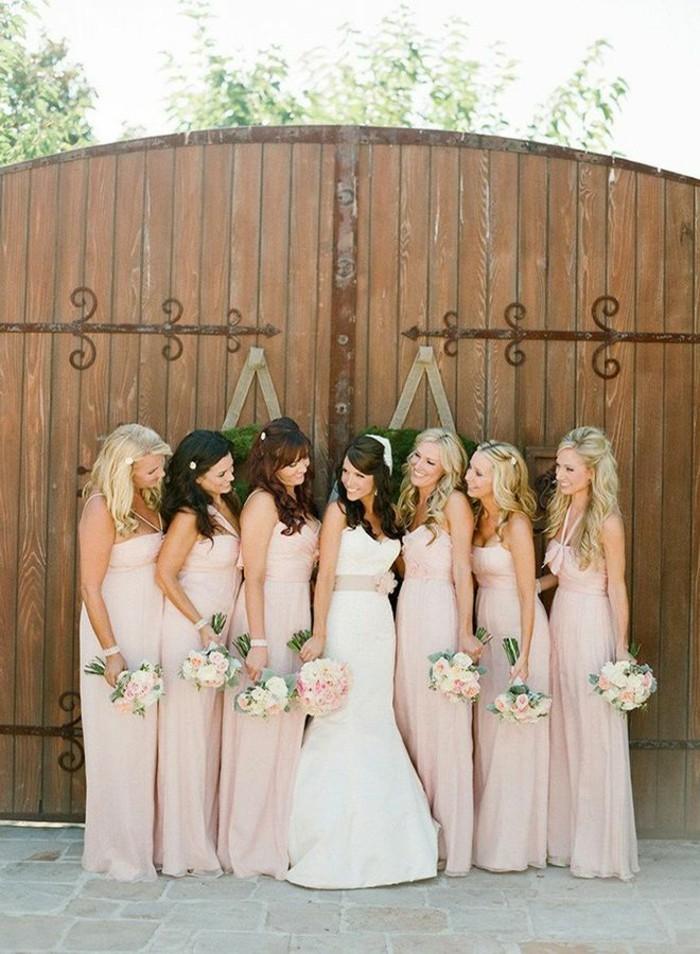 la-robe-pour-invité-mariage- robe-longue-de-soiree-mariage-la-mariée