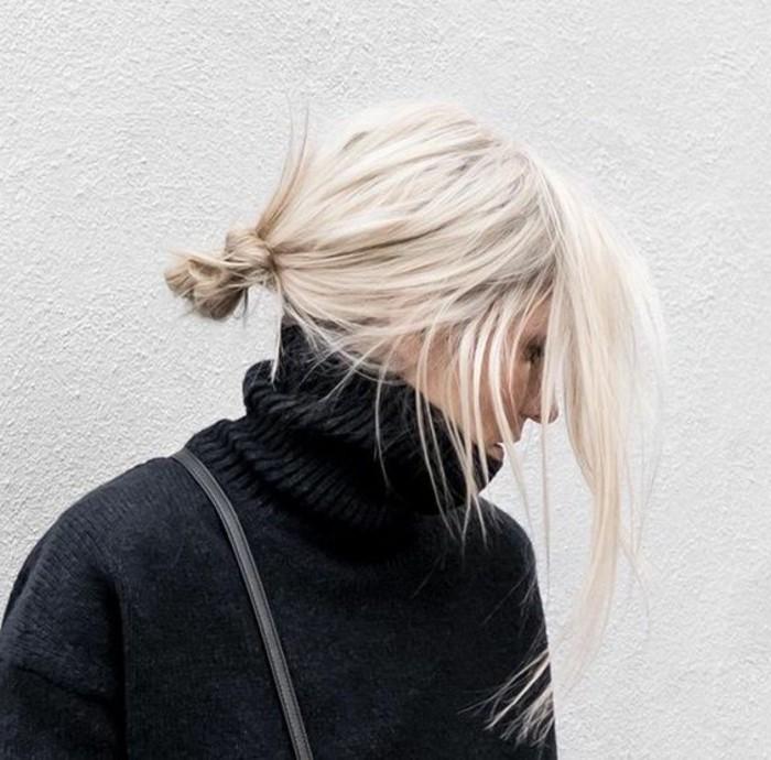 Balayage blond blanc - Balayage blond blanc ...