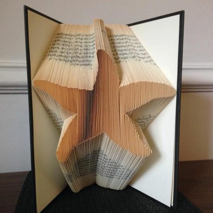 livre-origami-étoile-de-mer-créations-ludiques-à-base-de-livres