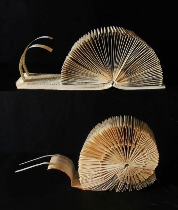 livre-origami-un-escargot-fait-en-livre-figures-créatives