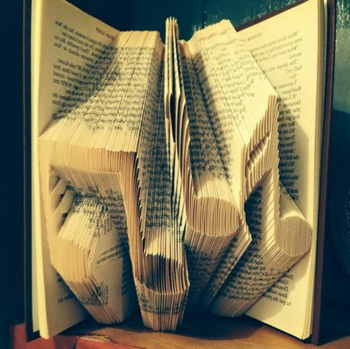 livre-plié-notes-de-musique-depuis-un-livre