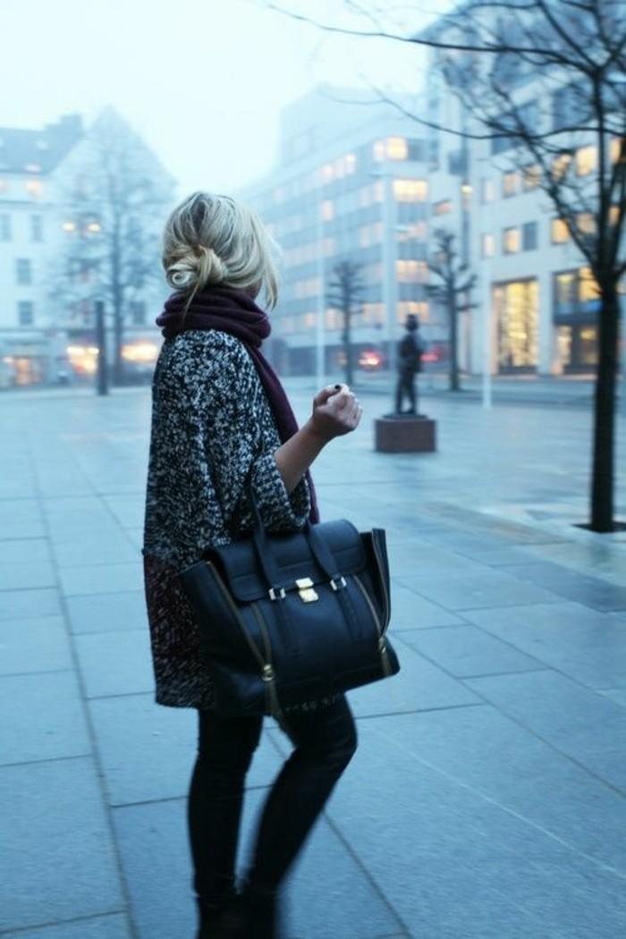 magnifique-look-chic-et-décontracté-femme-superbe-idée-mode-actuelle-femme-hiver