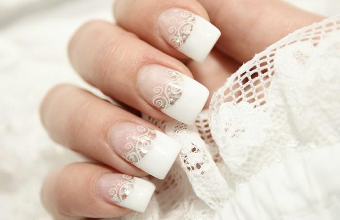 manucure-mariage-unique-ongles-beaute-motifs-floraux-brillance