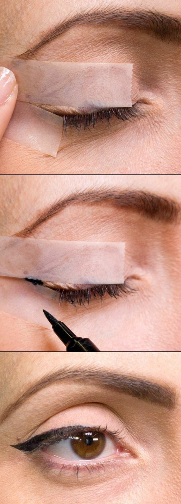 maquillage-chat-femme-comment-tracer-leye-liner-astuces