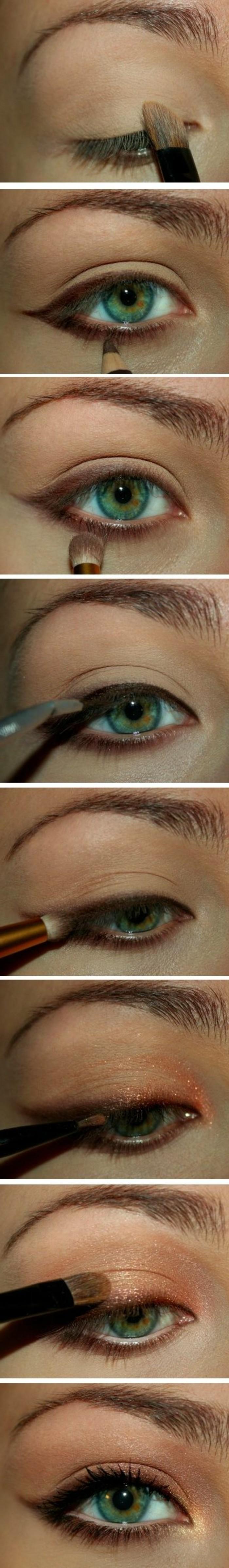 maquillage-de-chat-maquillage-facile-pas-a-pas-liner-noir-et-fard-marron