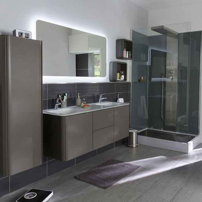 etagere murale salle de bain castorama armoire de toilette miroir miroir salle de bain. Black Bedroom Furniture Sets. Home Design Ideas
