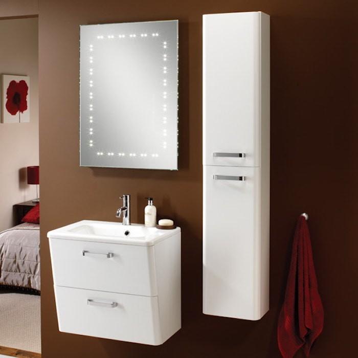 meuble vasque retro ensemble meuble salle de bain armoire étagère conforama blanc laqué pas cher brillant suspendue murale