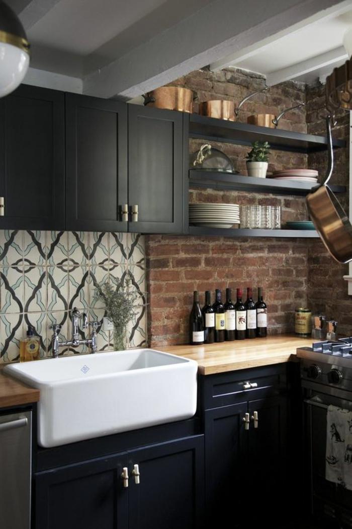 1001 id es pour une cuisine relook e et modernis e Comment nettoyer meuble cuisine mat