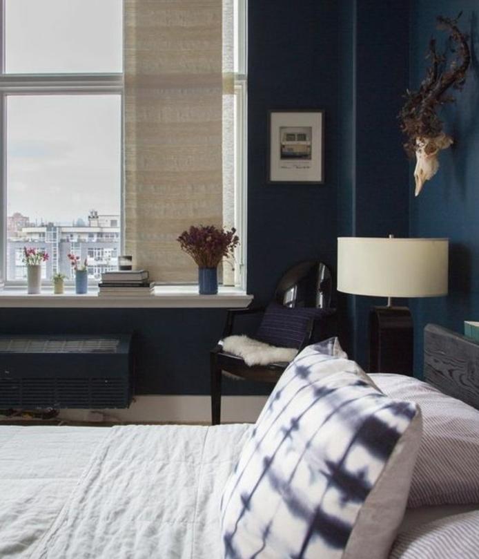 1001 id es pour une d co maison couleur indigo for 1001 maisons
