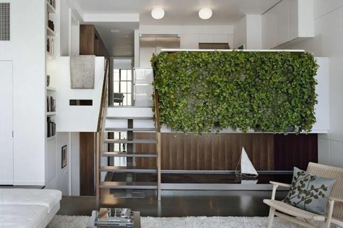 Le mur v g tal en palette id es originales pour un for Dep decoration interieur