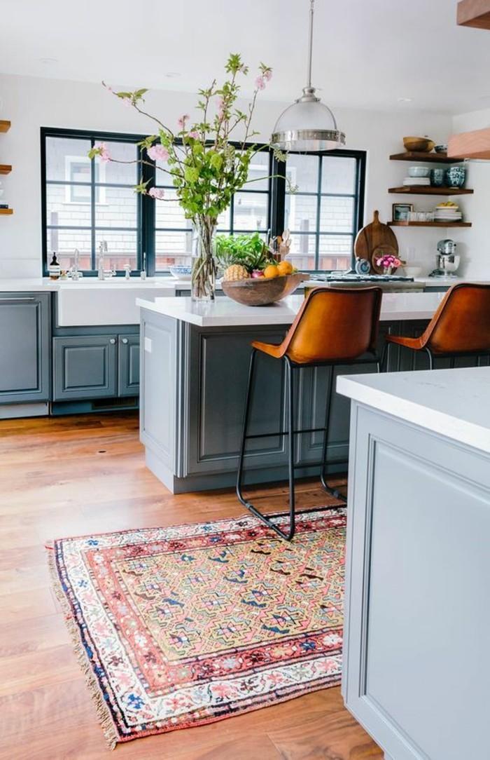 1001 id es pour une cuisine relook e et modernis e for Les elements de cuisine en bois