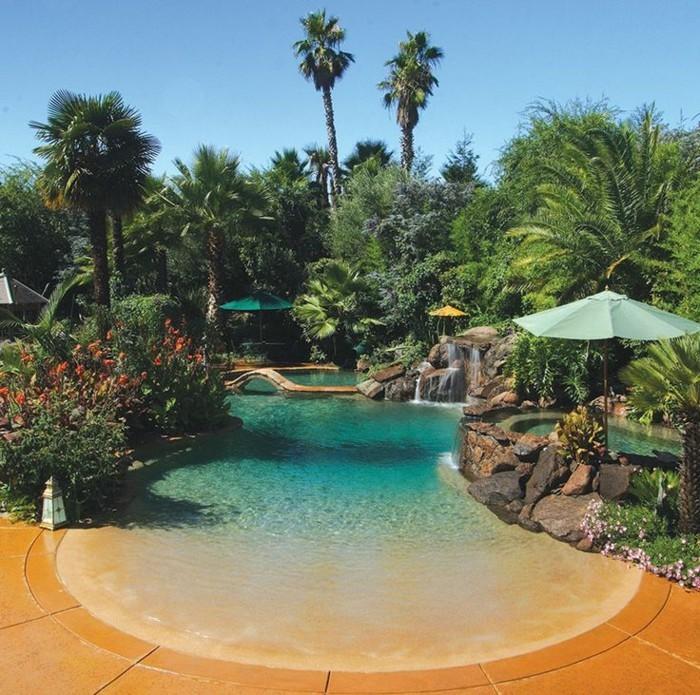 petit-bassin-de-jardin-atmopshère-tropicale-exotique-avec-beaucoup-de-fleurs-et-arbres