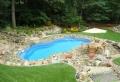 Installer une petite piscine coque – le luxe est déjà abordable