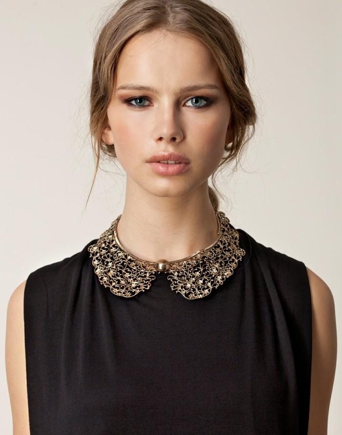 petite-robe-noire-accessoires-collier-col-claudine-dentellé