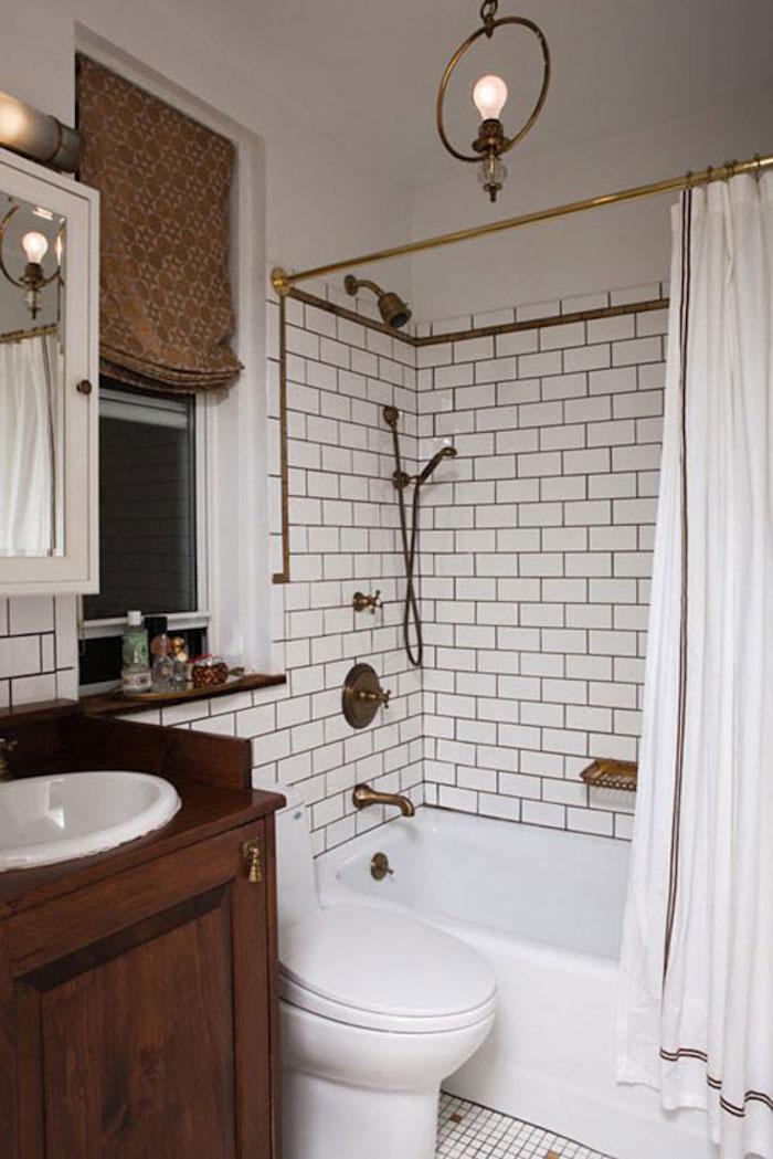 1001 id es pour l 39 am nagement d 39 une petite salle de bain - Petite salle d eau avec douche ...