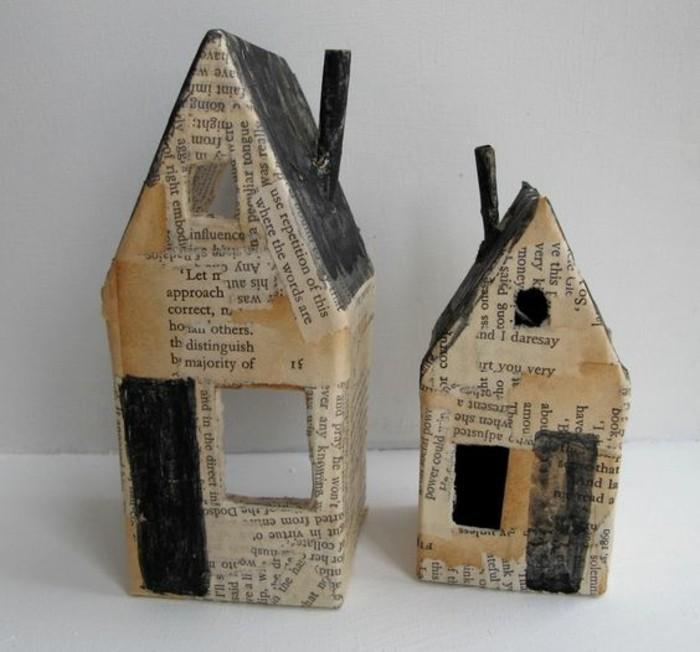 petits-maisonnettes-en-carton-et-papier-journal-idée-comment-faire-du-papier-maché-resized