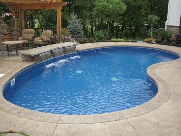 installer une petite piscine coque le luxe est d j abordable. Black Bedroom Furniture Sets. Home Design Ideas