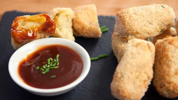 pomme-de-terre-friteuse-ketchup-et-herbes-recette-originale-et-délicieuse