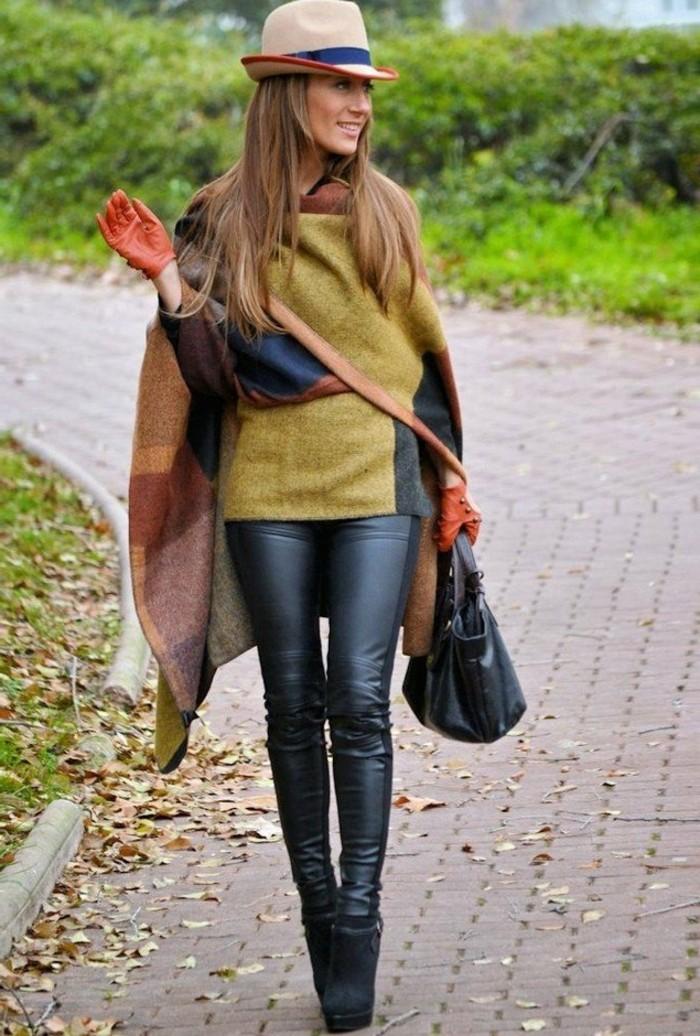 poncho-manteau-comment-etre-élégante-avec-une-vision-féminine
