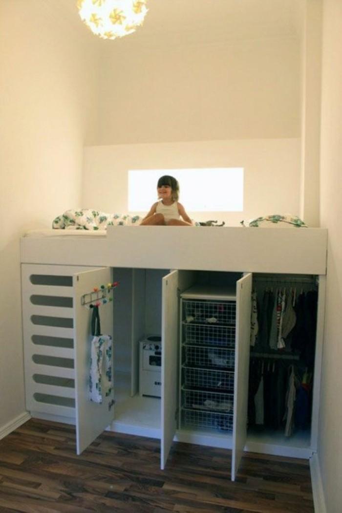 1001 id es comment am nager une petite chambre mini espaces - Rangement dans petite chambre ...
