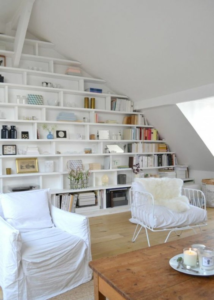 Comment Amenager Une Petite Chambre Mansardee