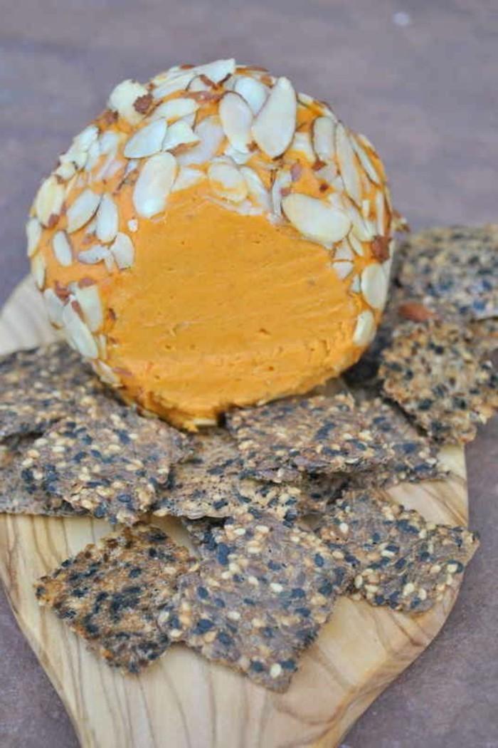 recette-fromage-vegetal-avec-des-croustillants-aux-graines