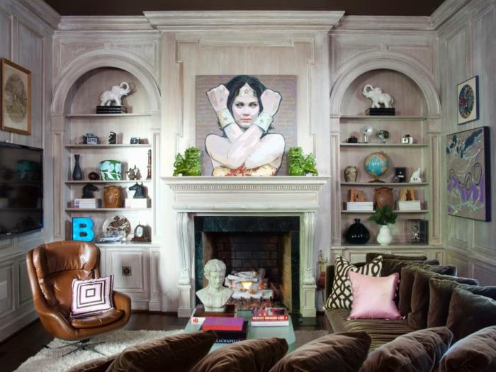relooking-cheminee-style-pop-art