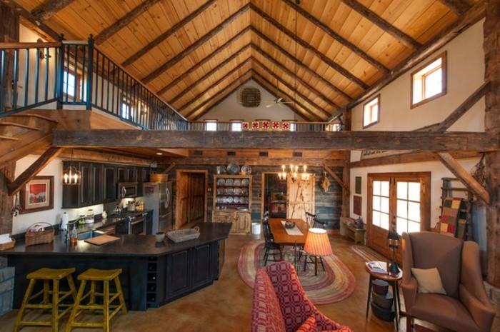 Comment am nager une grange conseils superbes et efficaces - Home interior horse pictures for sale ...