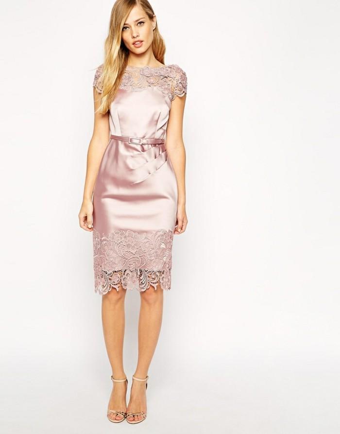 robe-de-cocktail-mariage-robe-longue-cocktail-dentelle-rose