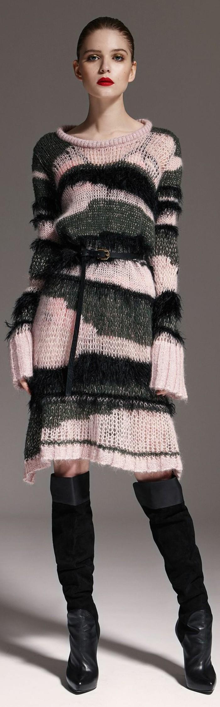 robe-en-laine-mohair-aux-couleurs-pastel