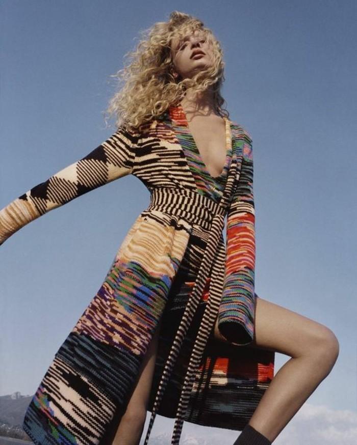 robe-laine-femme-Missoni-haute-en-couleur